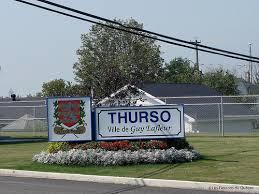 Enseigne de la ville de Thurso